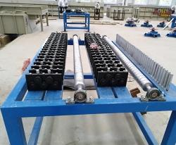 我厂为澳大利亚《泰瑞工业有限公司》建造的45t变压器外壳热镀锌整套设备已经抵港