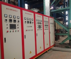 禹州电能锌锅控制柜