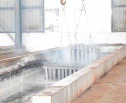 热镀锌设备加工时间常识分享