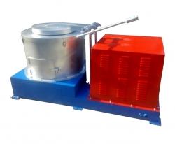 镀锌炉窖调控冷却水的方法