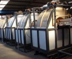 热镀锌加热过程的漏锌处理