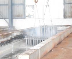 热镀锌助镀剂中常见的除铁工艺